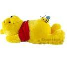 〔小禮堂〕迪士尼 小熊維尼 絨毛玩偶娃娃《L.黃.肚子蜜蜂》擺飾.玩具 4983164-37702