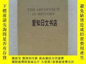 二手書博民逛書店【罕見】The Architect in HistoryY175576 Briggs, Martin S Da