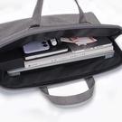 帆布包 杰利會議包定制辦公文件袋資料包男士包帆布公文包斜挎背帶手提包【快速出貨八折鉅惠】