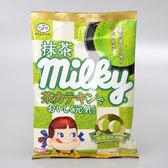 日本【不二家】抹茶牛奶糖  85g(賞味期限:2019.01)
