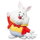 BANPRESTO 迪士尼 Fluffy Puffy愛麗絲夢遊仙境 白兔