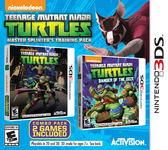 3DS Teenage Mutant Ninja Turtles Master Splinter s Training Pack 忍者龜 師父斯普林特 特訓包(美版代購)
