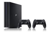 【神腦生活】SONY PS4 Pro 雙手把同捆組 黑