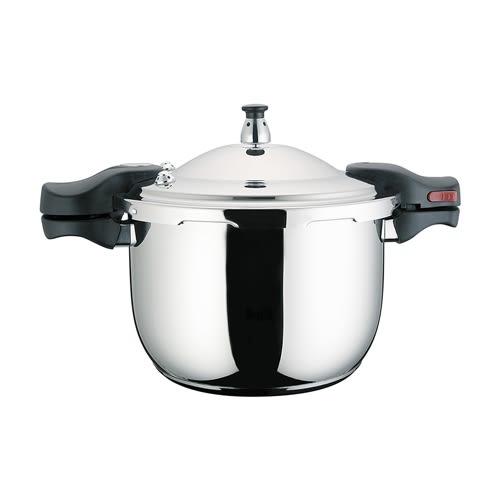 【米雅可Miyaco】8公升正#304安全6+1不鏽鋼壓力鍋 / 153431
