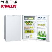 【SANLUX 台灣三洋】97L單門冰箱SR-B97A5