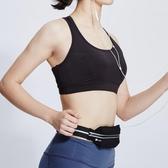 跑步腰包輕便運動大容量男女安全夜跑手機包