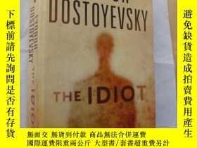 二手書博民逛書店Signet罕見Classic:The Idiot 《陀思妥耶夫