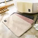 衛生間地墊進門地墊入戶門口地毯門墊臥室廚房吸水腳墊浴室防滑墊 極簡雜貨