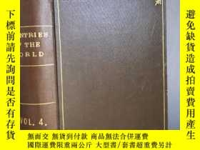 二手書博民逛書店Countries罕見of the World . Volume