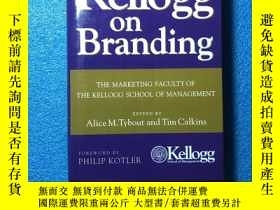 二手書博民逛書店The罕見Kellogg School of Management : The Marketing Faculty