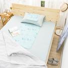 【涼夏專區】夏日微風固態冷凝單人床墊60x90