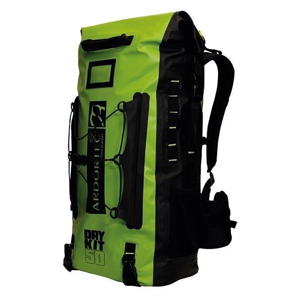 【南紡購物中心】英國 Arbortec 防水背包 Python Back Pack 50L 綠色