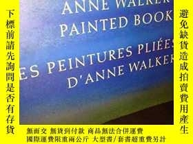 二手書博民逛書店Anne罕見Walker s Painted Books Les