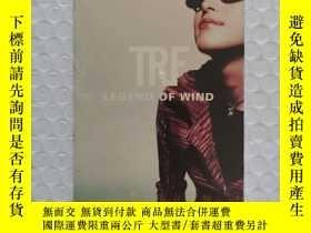 二手書博民逛書店(CD)TRF罕見LEGEND OF WINDY23435 TETSUYA KOMURO TETSUYA KO