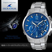 日本 OCEANUS OCW-T2000C-2A 高科技智慧電波錶 OCW-T2000C-2AJF 現貨+排單 熱賣中!