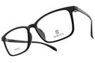 SEROVA光學眼鏡 SE SF237 C16  ( 黑 ) 知性氣質款 - 眼鏡框 #金橘眼鏡