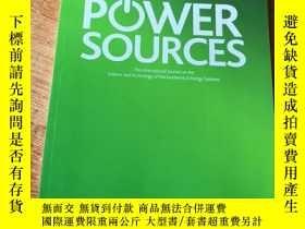 二手書博民逛書店JOURNAL罕見OF POWER SOURCES 2018 4