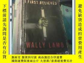 二手書博民逛書店THE罕見HOUR I FIRST BELIEVED Wally