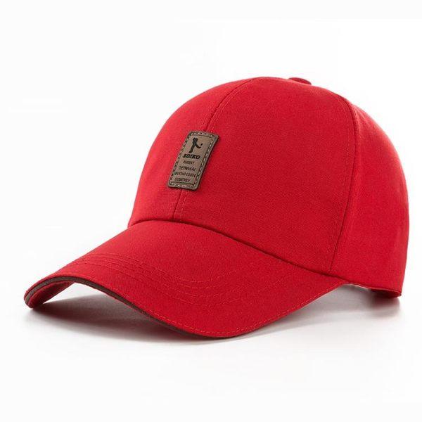 棒球帽太陽帽 男士春天夏季女鴨舌帽遮陽帽運動帽透氣棒球帽旅游釣魚韓【快速出貨】