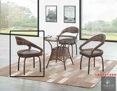 《凱耀家居》旋轉藤椅(單只)(可360度旋轉)108-264-4