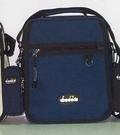 旅遊 斜背包 163 藍色(福利品)