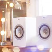 KEF 英國 X300A Wireless 白 無線Hi-Fi 主動式同軸書架喇叭