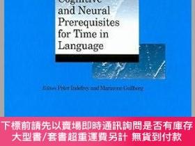 二手書博民逛書店預訂Time罕見To Speak - Cognitive And Neural Prerequisitesof T
