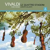 【停看聽音響唱片】【黑膠LP】韋瓦第:四季 / 畢昂迪(小提琴)、華麗的歐洲古樂團 (180g 2LP)