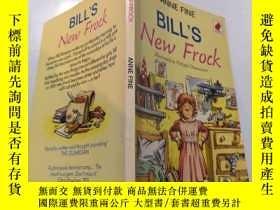 二手書博民逛書店BILL S罕見NEW FROCK : 比爾的新衣服.Y212829