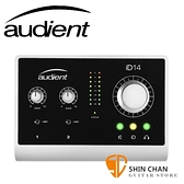 Audient iD14 USB錄音介面 10進4出 原廠公司貨 一年保固