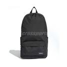 adidas 後背包 Classic 3S BP 黑 白 男女款 運動休閒 【PUMP306】 ED0277