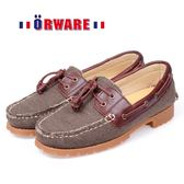 ORWARE-「超柔軟」MIT變形雷根鞋/女款 652023-03(咖)