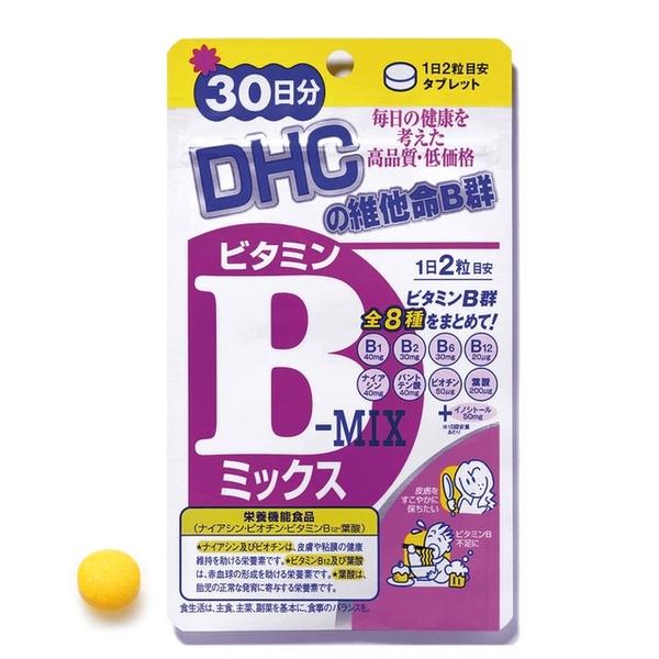 DHC維他命B群 30日份 60粒 專品藥局【2011917】