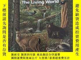 二手書博民逛書店The罕見Living World (英語原版精裝)【實物拍照 】Y4224 George B. Johnso