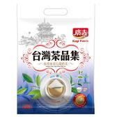 台灣茶品集南投凍頂烏龍奶茶20g*12【愛買】