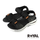 Skechers GOwalk Arch Fit Sandal 黑色 綁帶 厚底 涼鞋 男款 NO.B2031【新竹皇家 229020BKOR】