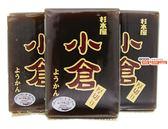 【吉嘉食品】杉本屋 厚切小倉羊羹 1個150公克,日本進口 [#1]{4901818441565}