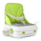以色列 BENBAT 墊高椅+收納箱/兒童攜帶式餐椅~綠