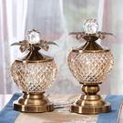歐式擺件   水晶球擺件家居裝飾品擺設歐式工藝品創意客廳酒櫃喬遷新居禮品 Igo coco衣巷