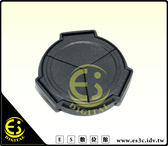 ES數位 Samsung NX MINI 9-27mm 鏡頭 專用三片式 自動 鏡頭蓋 賓士蓋