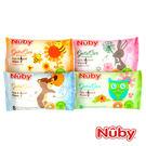 Nuby 手口柔濕巾 (迷你8抽/8包) 麗翔親子館