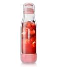 金時代書香咖啡 Driver 防撞玻璃保冷瓶 500ml - 粉紅 DR-BY29001A-PI