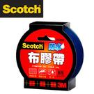 3M 2036B Scotch強力防水布膠帶36 mm x15y(藍色) / 個