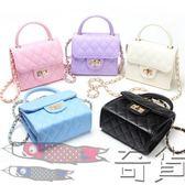 兒童包包小香風斜挎包女童練條包手提包