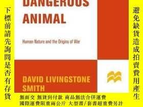二手書博民逛書店The罕見Most Dangerous AnimalY256260 David Livingstone Smi