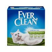 【Ever Clean】藍鑽結塊貓砂-25磅(11.3kg)-藍標