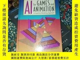 二手書博民逛書店AI罕見for Games and Animation: A C