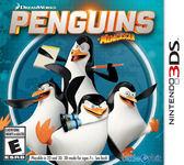3DS Penguins of Madagascar 馬達加斯加的企鵝(美版代購)