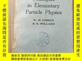 二手書博民逛書店symmetry罕見principles in elementary particle physics(P1076
