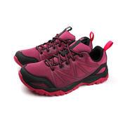 MERRELL 越野鞋 女鞋 紅色 no657